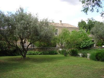 Chambre d'hote Vaucluse - Le jardin