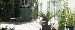 Bed and breakfast Jardin de Bacchus