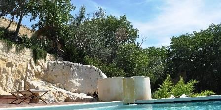Jardin de Bacchus Le pont du Gard - 15 Km