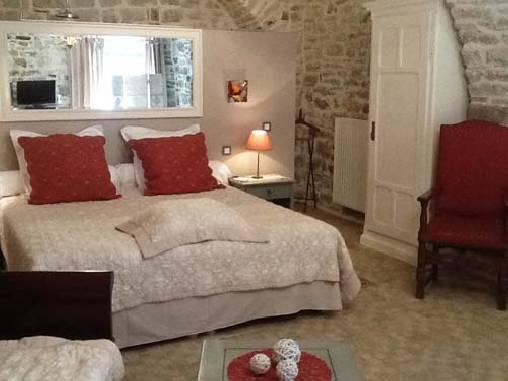 La chambre Toscane