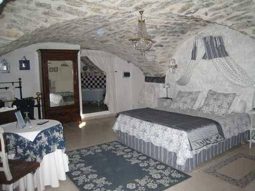 La chambre Blanche de Payzac
