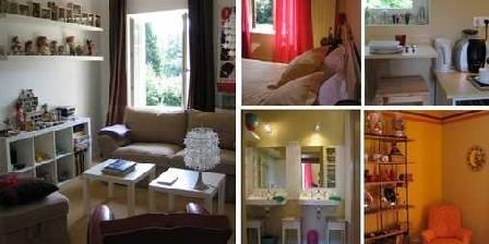 Villa Catalpa Suite 2 : Le salon des jouets
