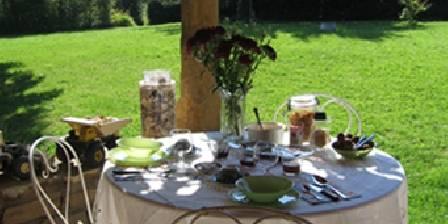 Villa Catalpa Le petit déjeuner au soleil