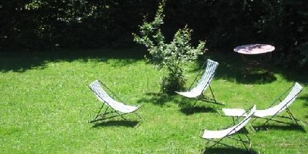 Villa Catalpa Lecture au jardin