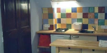 Mas Novis en Cévennes Self cattering côté Bambou, kitchen, Mas Novis