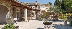 Cottage Le Jardin des Amandières
