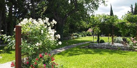 Le Jardin des Amandières Le Jardin