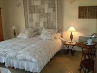Chambre d'hote Vaucluse - chambre avec lit 180x200
