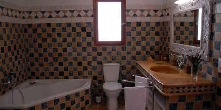 Villa Izamée La salle de bain 1001 nuits