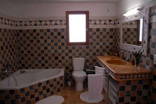 Chambre d'hote Var - La salle de bain 1001 nuits