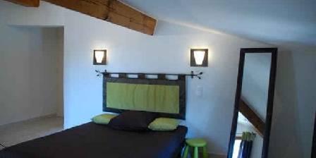 Villa Izamée La chambre Anis