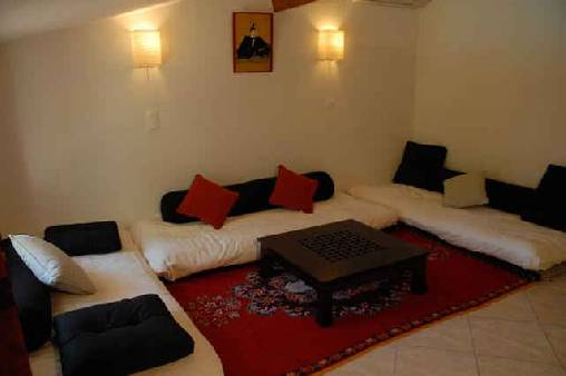La chambre Lotus
