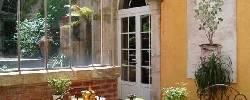 Gästezimmer Les Jardins d'Enserune