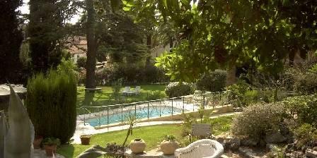 Jardins Fragonard Une partie du parc