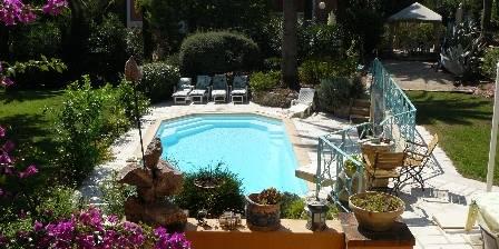 Jardins Fragonard La piscine