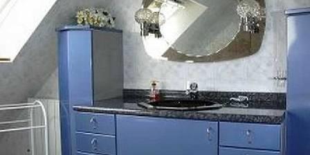 Ker Kristal Salle de bain de la chambre familiale