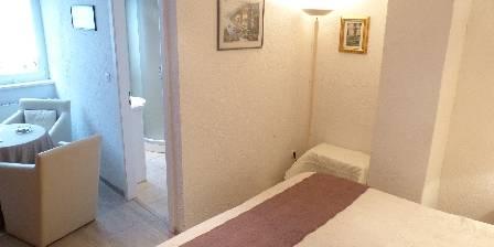 Knebel Chambre 04 en rez de jardin