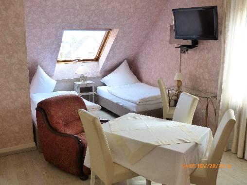 Chambre d'hote Bas-Rhin - chambre 01.  étage de la maison