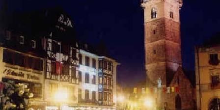 Knebel Ville d'obernai.la place