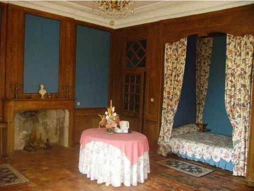 Chambre d'hote Sarthe - La chambre Avoine