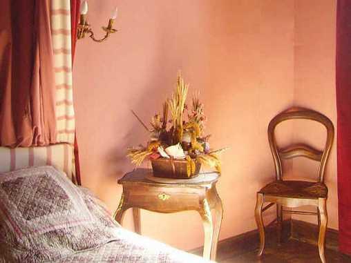 Chambre d'hote Sarthe - La chambre Blé