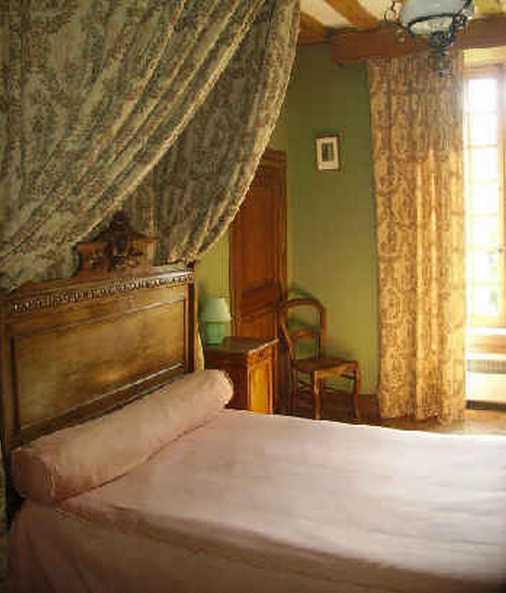 Chambre d'hote Sarthe - La chambre Ficelle