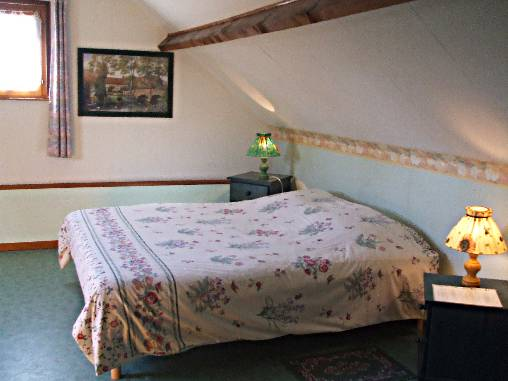 Chambre d'hote Somme - Chambre double Neptune