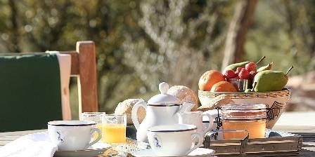 Maison d'hôtes L'Esperel Le petit-déjeuner offert
