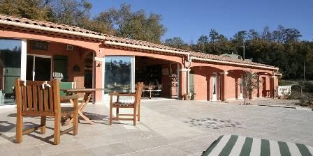 Maison d'hôtes L'Esperel La terrasse