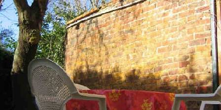 L'Orangeraie La terrasse