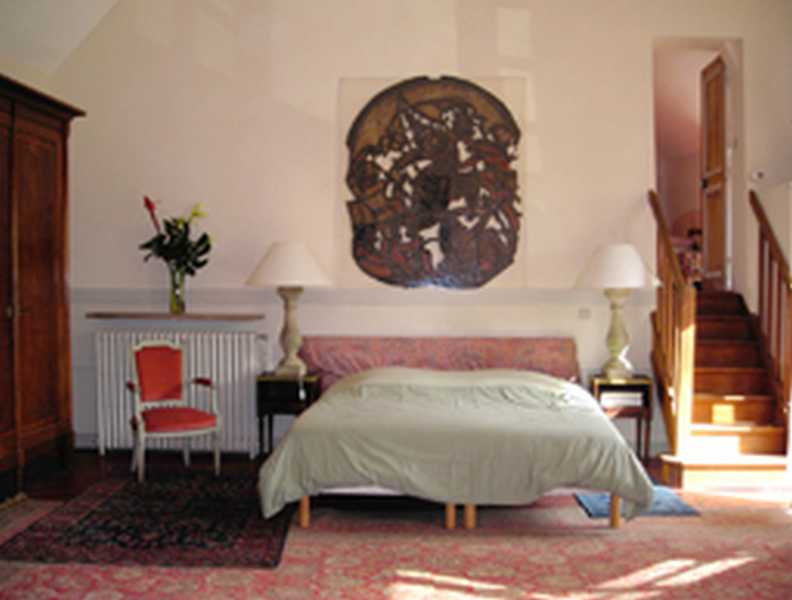 Chambre d'hote Seine-et-Marne - La chambre Sable