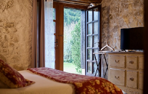 bed & breakfast Savoie - Colchicum room