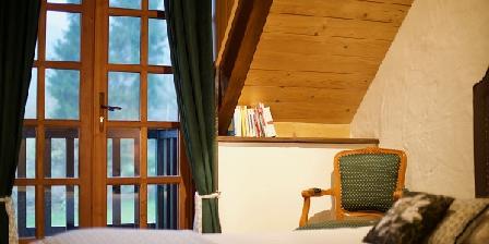 La Bageatière Edelweiss bedroom