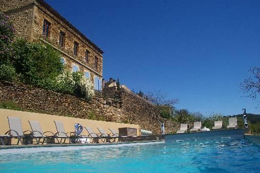 Chambre d'hote Ardèche - La maison et son environnement