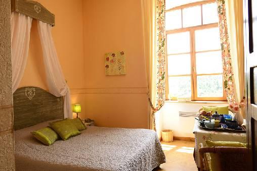 Chambre d'hote Ardèche - Chambre Jasmin