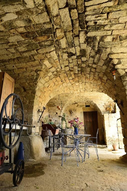 Chambre d'hote Ardèche - Sous les voutes