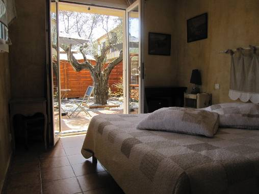 bed & breakfast Alpes Maritimes - camalia room