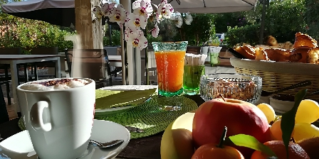 La Bastide de la Brague Breakfast