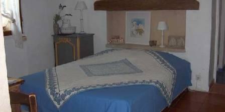 La Bergerie du Luberon La chambre bleue