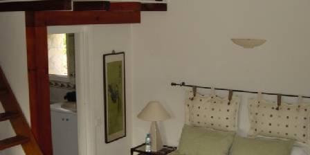 La Cigalière Jasmin room
