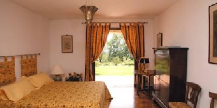 La Cigalière Mimosa room