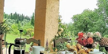 La Cigalière Le petit déjeuner