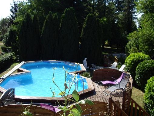 piscine indisponible pour le moment