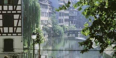 La Cour de J'Anne - Gîte Hortensia Strasbourg - le passé