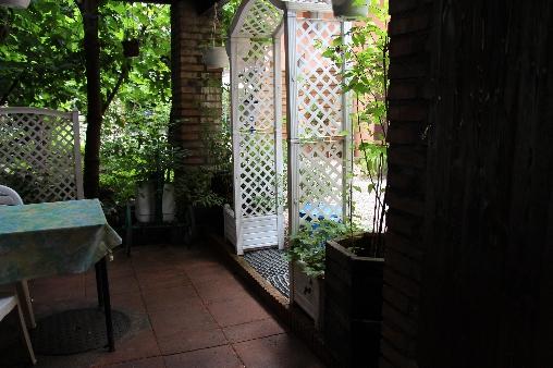 terrasse Hortensia