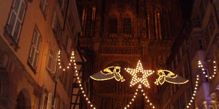 La Cour de J'Anne - Gîte Hortensia Noel en Alsace