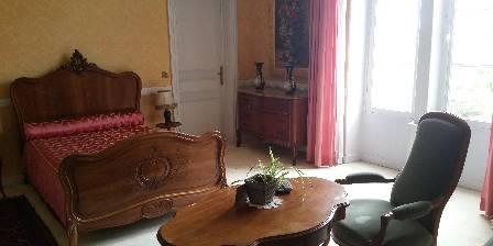 La Demeure de la Touche Chambre Napoleon