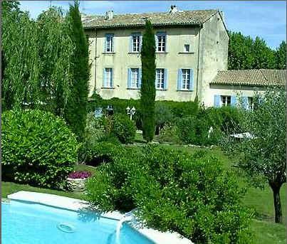 Chambres d'hotes Vaucluse, Malaucène (84340 Vaucluse)....