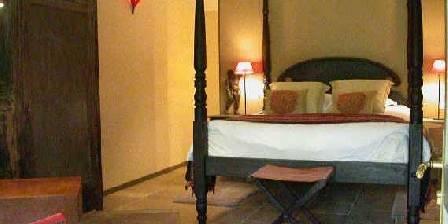 La Ferme de Marie-Eug�nie Chambre 3