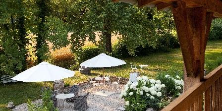 La Ferme de Marie-Eugénie Le jardin
